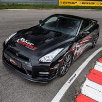 Jazda Nissanem GT-R Black Edition