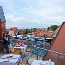 Kolacja z Panoramą Gdańska