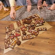 Rodzinne warsztaty czekoladowe