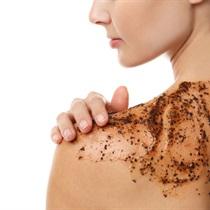 Aromatyczny, całościowy peeling ciała