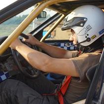 Poczuj się jak kierowca rajdowy