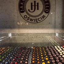 Zwiedzanie muzeum z degustacją czekoladek i wódką kraftową w prezencie