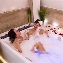 Kąpiel relaksacyjno-pielęgnacyjna dla Dwojga