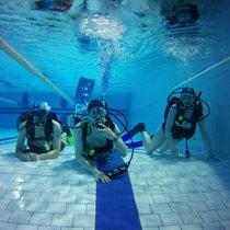 Poznaj nurkowanie dla dwojga | Śląsk
