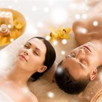 Romantyczny masaż z upominkiem