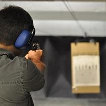 "Strzelanie- pakiet ""El Pistolero"""