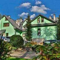 Romantyczny pobyt w Hotelu Wiosna w Rabce Zdroju