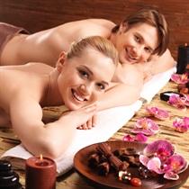 Orientalny Masaż dla Dwojga