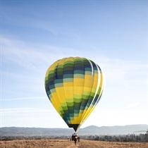 Lot balonem - wersja VIP