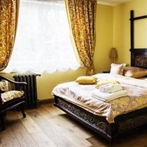 Relaks dla dwojga w Apartamentach Argo w Trokach