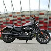 Zasiądź za kierownicą Harley Davidson