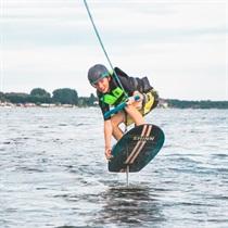 Wakeboarding za motorówką dla Dwojga
