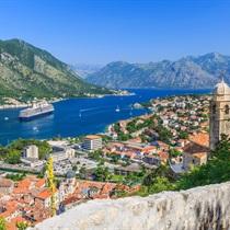 Morski rejs jachtem po Czarnogórze