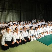 Aikido - grupowy trening | Warszawa