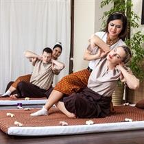 Tradycyjny masaż tajski dla dwojga | Wrocław
