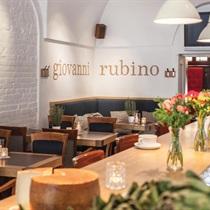 Włoska kolacja w Restauracji Giovanni Rubino