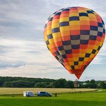 "Lot balonem ""Safari przyrodnicze"""
