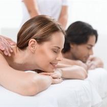 Masaż relaksacyjny i peeling ciała dla Dwojga