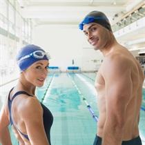 Nauka pływania dla dwojga   Warszawa