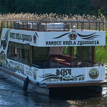 """Karoca wodna """"Rospuda"""""""