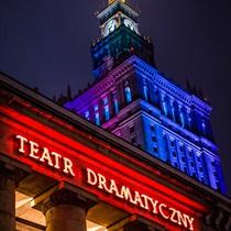 Voucher do Teatru Dramatycznego dla dwojga