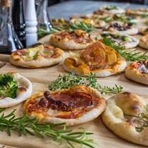 Pizzetta do wyboru w Restauracji Superiore