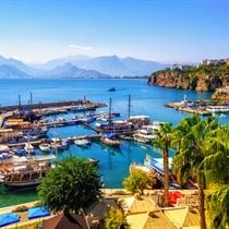 Morski rejs jachtem z Turcji na Cypr
