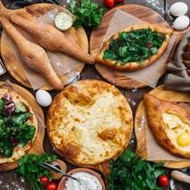 Warsztaty kuchni gruzińskiej