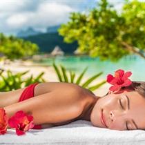 Hawajski masaż Lomi Lomi