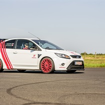 Jazda Ford Focus RS | Tor Silesia Ring