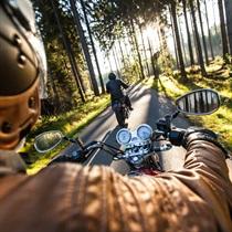 Harley Davidson na weekend