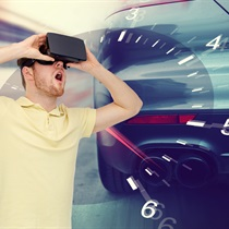 Gra w wirtualnej rzeczywistości VRDrivers | Wrocław