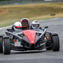 Ariel Atom vs. Subaru STI Turbo