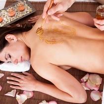 Miodowa słodycz – słodki masaż ciała