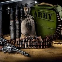Strzelanie - prawdziwy Rambo