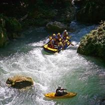 Rafting na Dunajcu dla 6 osób