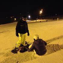 Całodniowy indywidualny kurs snowboardowy dla dwojga