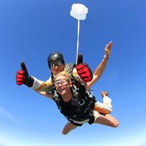 Skok spadochronowy | Konin