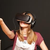 Zabawa w wirtualnej rzeczywistości dla grupy