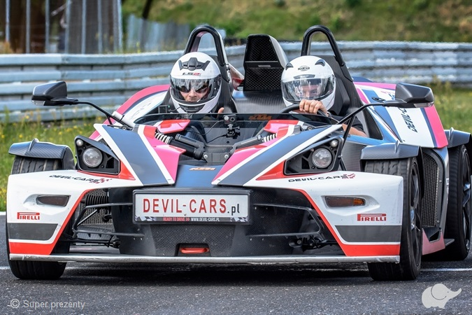 Ford Mustang (14') vs. KTM X-Bow