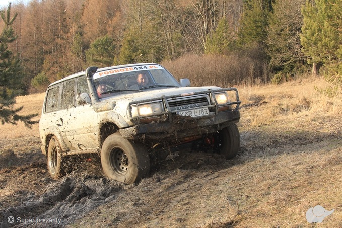 Weekend off - road | Gorlice