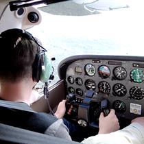 Zostań pilotem - Szkolenie i Lot Cessną 172