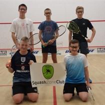 Karnet Squash 10 - wejść OPEN | Szczecin