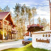 Super noc w Hotelu Kazimierski Zdrój