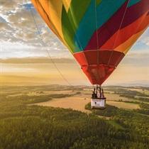 Lot VIP Balonem dla Dwojga | Wiele Lokalizacji