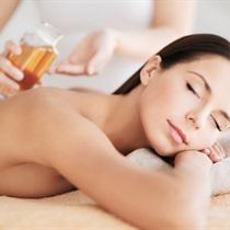 Masaż relaksacyjny z aromaterapią