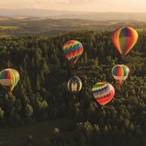 Lot Balonem  | Wiele Lokalizacji