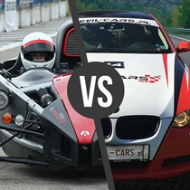 BMW BiTurbo Performance vs Ariel Atom  | Tor Poznań