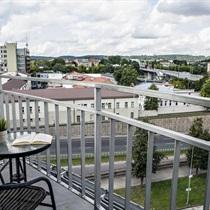 Romantyczny nocleg w Hotelu Europa City w Wilnie