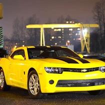Jazda Chevrolet Camaro | Tor Silesia Ring